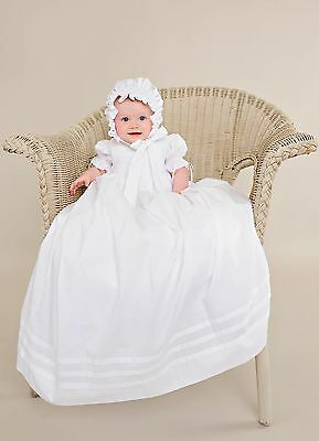 Charlotte Cotton Christening Gown, Christening Gowns, Baptism Gowns Dress