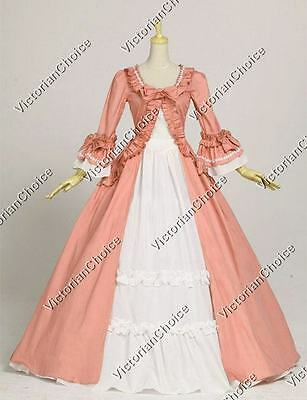 Colonial Renaissance Vintage Dress Princess Pride and Prejudice Theatre Gown 257