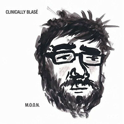 M.O.O.N. - Clinically Blase (Vinyl LP - 2017 - US - Original)