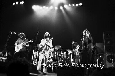 Grateful Dead photo Cornell 5/8/77.14x21;signed;May 8 1977, Barton; 5 day SALE.