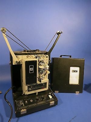 Kodak Pageant 250S 16mm Film Projector - Working Condition - Tested - Video