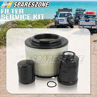 Oil Air Fuel Filter Service Kit For TOYOTA COROLLA 1.8L 4CYL PETROL 92-94