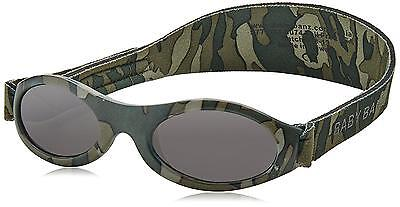 Baby Sunglasses Wrap Around Camo 100% Sun Protection Infant Toddler Boys NEW