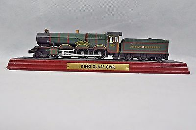 Kings Class GWR King Henry VII - model locomotive / collector