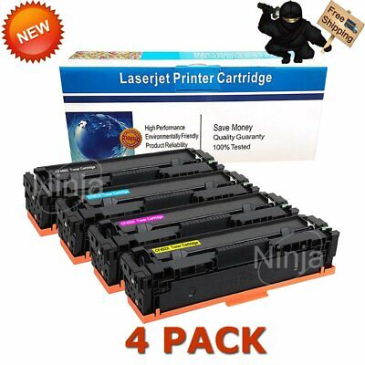 USA High Yield CF400X 201X combo Toner For HP Color Laser Jet Pro MFP M277dw Lot