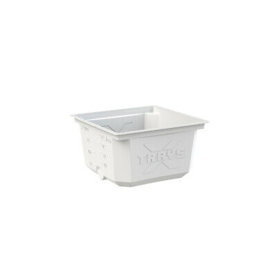 X-Trays Reservoir with Lid - 100L | White | DWC | Tub | Nutrient Tank Reservoir