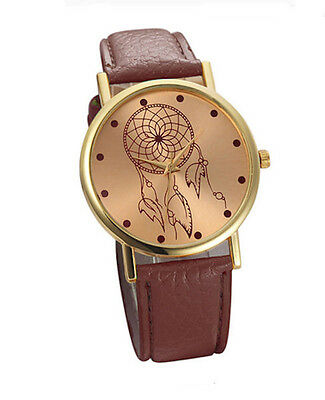 Horse & Western Jewellery Jewelry Ladies Dreamcatcher Wrist Watch Brown