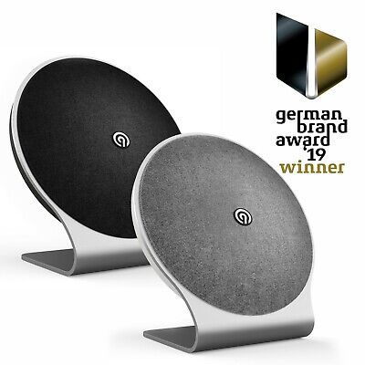 NINETEC Kosmo 60 Watt Bluetooth NFC Speaker Premium Design Home Lautsprecher