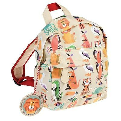 NEW Rex Mini Toddler Backpack - Animal Creatures
