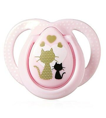 Sucette Tommee Tippee Moda 0-6 mois x 1 Fille