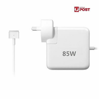 85W Magsafe2 T Power Charger Adapter For Apple Mac Macbook Pro 15'' 17'' A1398