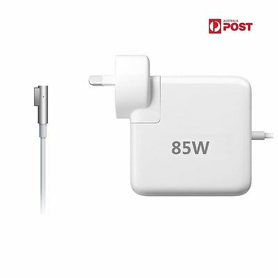 85W Magsafe1 L Power Charger Adapter For Apple Mac Macbook Pro 15'' 17'' A1297