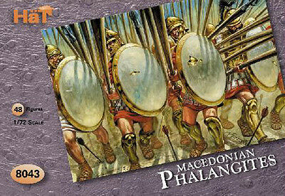HaT 8043 Macedonian Phalangites 1:72 *NEW*