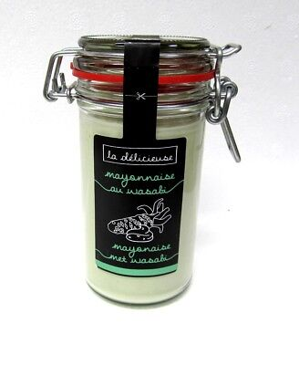 La Delicieuse,Mayonnaise mit Wasabi, 250 ml