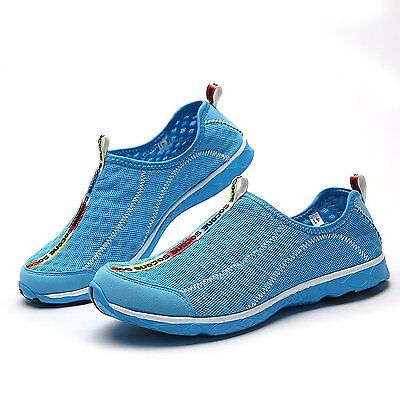 Men women's Water Shoes Casual Breathable Outdoor Comfortable Mesh Athlet