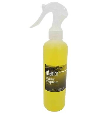 ULTRA CAR INTERIOR Cleaner & Degreaser 250ml Variable Quantity Trade Chemicals