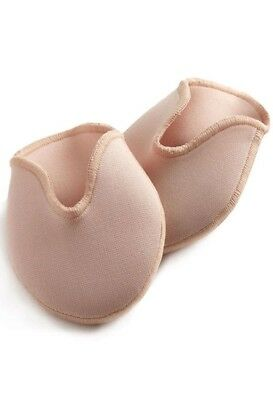Capezio Bunheads Pointe Shoe Padding Ouch Pouch Large sizes 6-10 - Nude (BH1055)