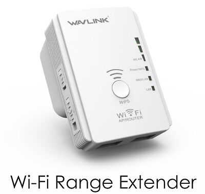 NEW WavLink Wifi Range Extender Internet Booster Access Point Repeater Router