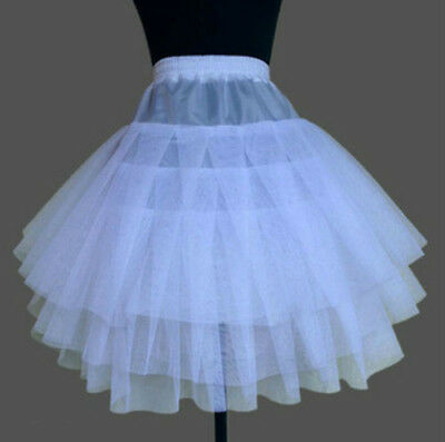 3 Layers Girl Bride Wedding Underskirt Swing Petticoat Underskirt Crinoline slip
