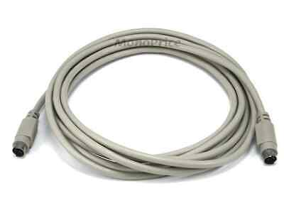 Monoprice 94 10ft PS/2 MDIN-6 Male to Male Cable