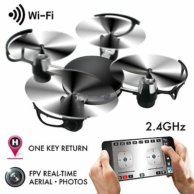 MJX X916H RC Drone Quadcopter Camera WiFi FPV Remote Helicopter iOS Android