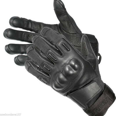 Blackhawk Men's Solag HD Tactical Assault Gloves w/Kevlar X.Large Black 8151XLBK
