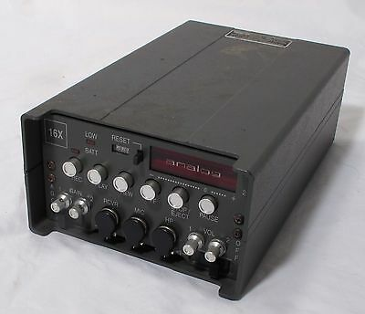 AnalogEquipment Corp. Model 16x Military Spec Tape Recorder Reproducer