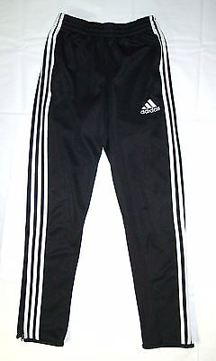 Youth Adidas Soccer Sweatpants Size L Girls Boys Tapered leg ClimaCool O20