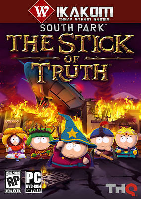 South Park™: The Stick of Truth™ Steam Digital Game **Fast Delivery!**