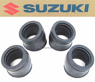 Suzuki Intake Manifold Insulator Boot Kit GS 750 E L T (See Notes) GS750 #J110