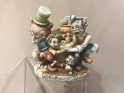 Disney Harmony Kingdom Figurine New Pinocchio's Great Adventure Limited Edition