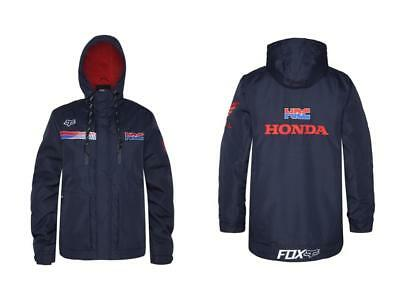 Fox Racing Honda HRC USA Racing Gariboldi Roosted Jacket - Casual Cold Weather