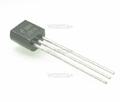 5Pcs J310 Transistor Fairchild/On/Mot To-92 Ic New D