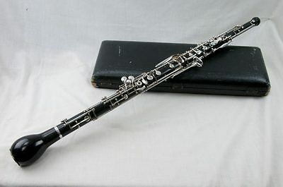 Marigaux Full Wood Conservatory Professional English Horn/Cor Anglais+Left F