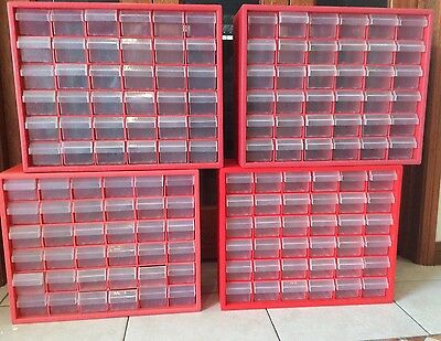 Storage  Containers Drawers price is for 4 as shown in photo