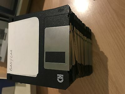 """3.5"""" inch 1.44MB DS HD blank floppy disks all good condition UK Seller 30p each"""