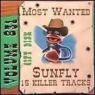 Sunfly Karaoke Most Wanted Volume 831 CD+G New Sealed