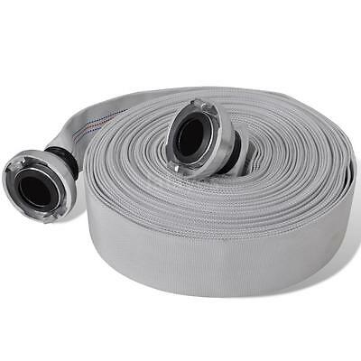 New Fire Hose Flat Hose 20 m with C-Storz Couplings 2 Inch V4W3