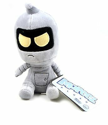 Funko Mopeez Futurama Plush, Bender 6 inch, new