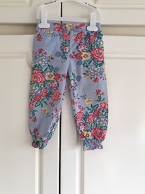 Joules Baby Girl Trousers - 18-24 Months