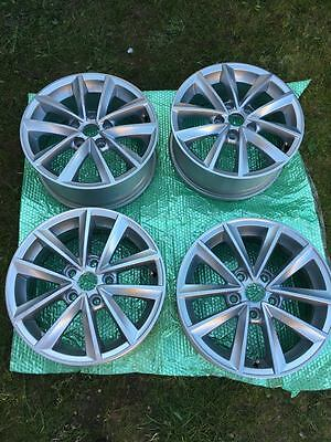Renault  16 inch alloy wheels  5x114,3