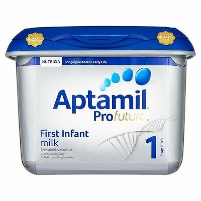 Aptamil Profutura First Infant Milk Stage 1 From Birth 800g 1 2 3 6 Packs