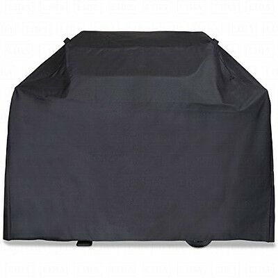 LiBa BBQ Grill Cover, Medium 58-Inch Waterproof, 600D Heavy Duty Gas Grill For