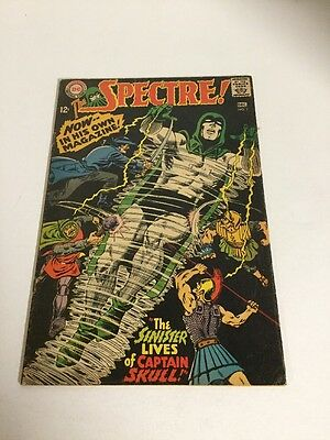 The Spectre! 1 Gd/Fn Very Good/Fine 5.0 Silver Age DC Comics