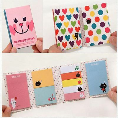 Post Sticky Bookmark Notes Flags Memo
