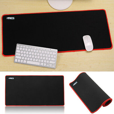 Extra Large Gaming Mouse Mice Mat f/ PC Laptop Black Color Big size 40*90*0.4CM