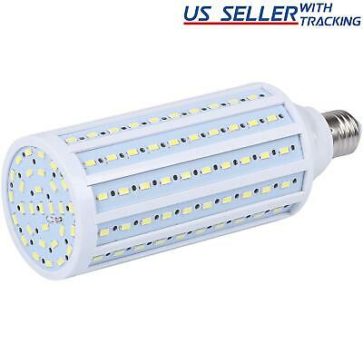 175W Equivalent LED Bulb 150-Chip Corn Light E26 2800lm 26W Cool Daylight 6000K