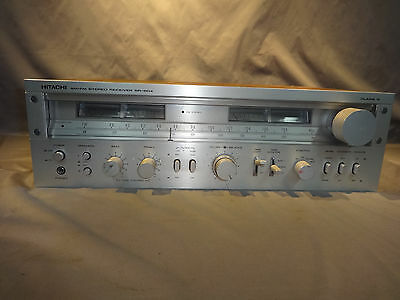 HITACHI SR-804 AM-FM STEREO RECEIVER - for Parts or Repair