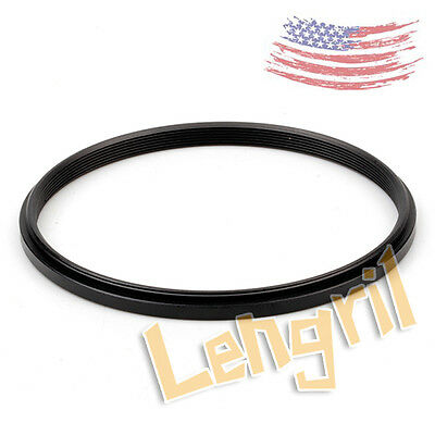 US 2x 86mm-82mm 86-82 Filter Adaptor Converts 86mm lens thread to 82mm Step-Down