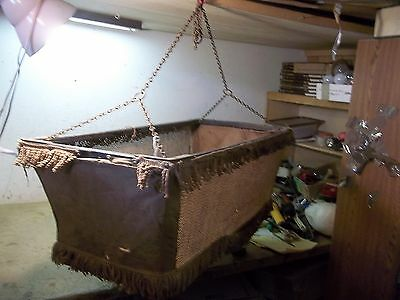 Antique Hanging Baby Bed Benefial Baby Nest Indianapolis